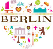 Berlin Royalty Free Stock Photos