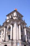 Berlin City construction Stock Photography