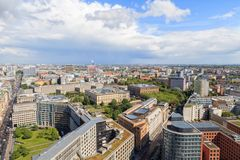 Berlin City Stock Photography