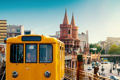 Berlin, Germany, during summer. Berlin City, Germany, during summer stock photo