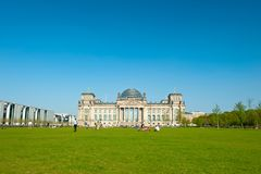 Berlin, Germany, during summer Stock Photos