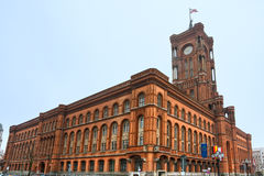 Berlin city hall, Alexanderplatz,  Germany. Royalty Free Stock Photos