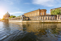 Berlin city view Royalty Free Stock Photo