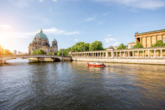 Berlin city view Royalty Free Stock Photography