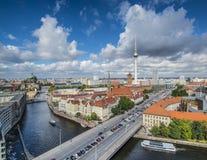 Berlin Cityscape Imagen de archivo libre de regalías