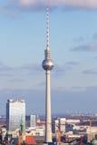 Berlin Cityscape Stockfotos