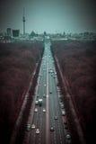 Berlin Cityscape Royaltyfri Bild