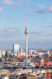 Berlin Cityscape Royalty Free Stock Image