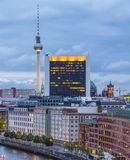 Berlin Cityscape Stock Photos