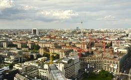 Berlin Cityscape Stock Photography