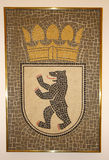 Berlin coat of arms Royalty Free Stock Photo
