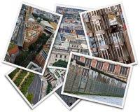 Berlin Collage fotos de archivo libres de regalías