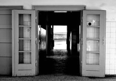 Berlin - concentration camp Sachsenhausen royalty free stock photography