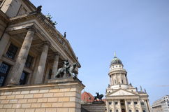 Berlin concert hall Royalty Free Stock Images