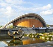 Berlin Congress Hall Royalty Free Stock Photography