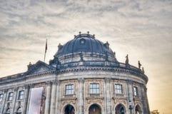berlin czekał Germany lokalizować muzeum Zdjęcie Royalty Free