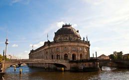 berlin czekał muzeum Obraz Royalty Free
