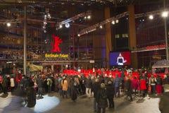 Berlinale Palast Stockfotos