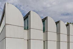 BERLIN, DEUTSCHLAND - JULI 2015: Der Bauhaus Archiv in Berlin German Lizenzfreies Stockfoto