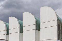 BERLIN, DEUTSCHLAND - JULI 2015: Der Bauhaus Archiv in Berlin German Stockfoto