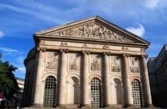 Berlin, Deutschland: Str. Hedwigs Kathedrale Lizenzfreie Stockfotos