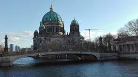 Berlin Dom Royalty-vrije Stock Foto