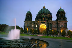 Berlin Dom Royalty-vrije Stock Afbeeldingen