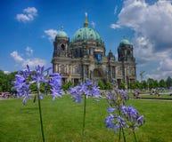 Berlin Dom Cathedral Foto de Stock Royalty Free