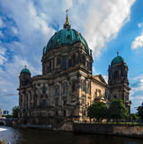 The Berlin Dom Stock Photo