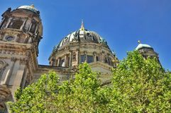 Berlin Dom Cathedral Stock Image