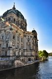 Berlin Dom Cathedral Stock Photo