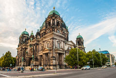 Berlin Dom Cathedral, Germany Royalty Free Stock Images