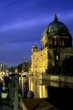 berlin dom germany Royaltyfri Bild