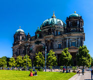 The Berlin Dom Royalty Free Stock Photography
