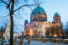 Berlin Dom Royalty Free Stock Photo