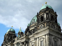 Berlin dome Royalty Free Stock Image