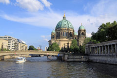Berlin Dome Stock Photography