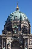 Berlin Dome, top, close-up Royalty Free Stock Image