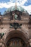 Berlin Dome Cathedral - dettaglio Fotografia Stock Libera da Diritti