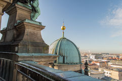 Berlin Dome Royalty Free Stock Photo