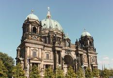 berlin domkyrka Arkivfoton