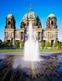 Berlin domkyrka Royaltyfri Bild