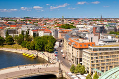 Berlin downtown view Stock Images