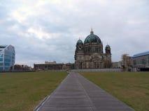 Berlin - Duomo- und Humboldt-Kasten Stockfotografie