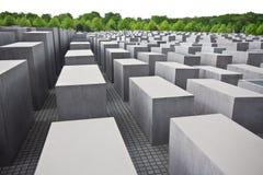 berlin förintelseminnesmärke Royaltyfri Foto