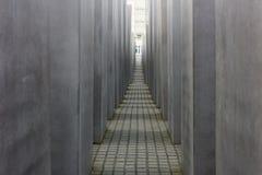 berlin förintelseminnesmärke Royaltyfri Bild