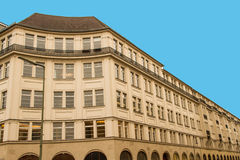 Berlin facade Royalty Free Stock Photo