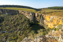 Berlin Falls, Mpumalanga, South Africa Royalty Free Stock Image