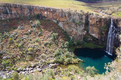Berlin Falls South Africa Stock Images