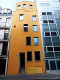 Berlin - farbiger Palast Stockbilder
